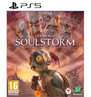 Oddworld Soulstorm Day 1 Ed PS5 Day One Oddition