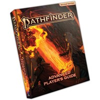 Pathfinder 2nd Ed Advanced Players Guide Second Edition RPG