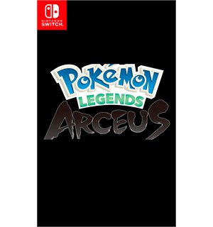 Pokemon Legends Arceus Switch