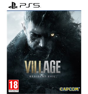 Resident Evil 8 Village m/ bonus PS5 Pre-order og få in-game bonuser