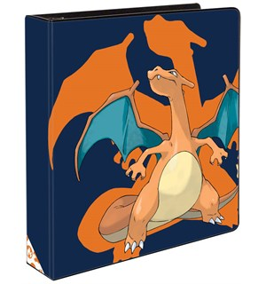 Ringperm Pokemon Charizard Ultra Pro 3-Ring Album