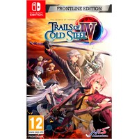 Trails of Cold Steel 4 Switch The Legend of Heroes - Frontline Edition