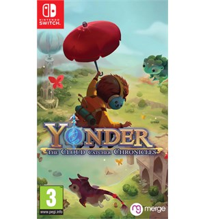 Yonder Switch The Cloud Catcher Chronicles