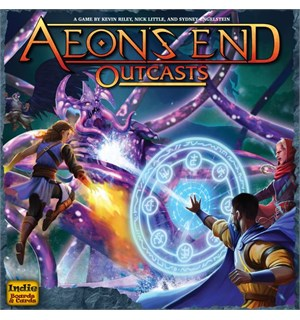 Aeons End Outcasts Expansion Utvidelse til Aeons End