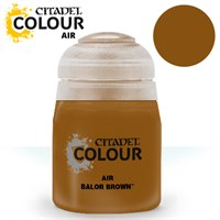 Airbrush Paint Balor Brown 24ml Maling til Airbrush