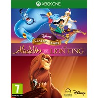 Aladdin/Lion King Collection Xbox One