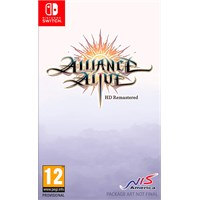 Alliance Alive HD Remastered Switch Awakening Edition