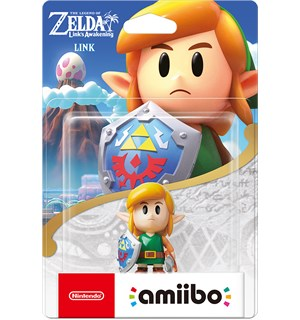 Amiibo Figur Link Zelda Link's Awakening Collection