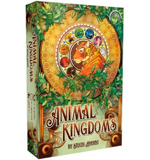 Animal Kingdoms Brettspill