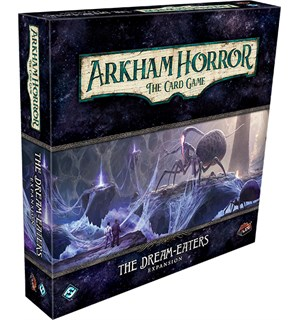 Arkham Horror TCG Dream-Eaters Exp Utvidelse til Arkham Horror Card Game