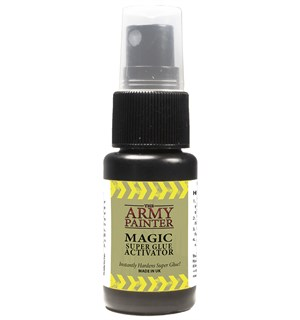 Army Painter Magic Super Glue Activator Herder superlim på sekunder!