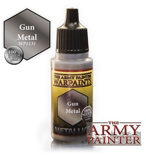 Army Painter Warpaint Gun Metal