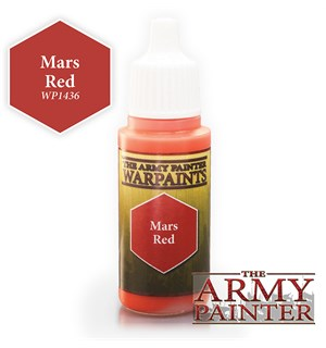 Army Painter Warpaint Mars Red
