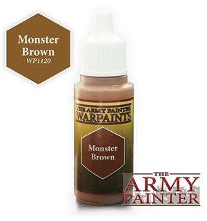 Army Painter Warpaint Monster Brown