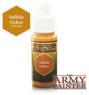 Army Painter Warpaint Sulfide Ochre