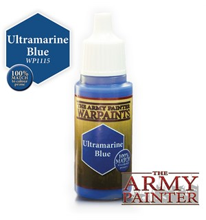 Army Painter Warpaint Ultramarine Blue Også kjent som D&D Kraken Blue