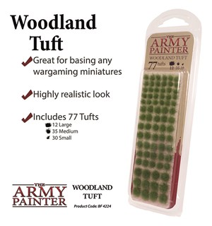 Army Painter Woodland Tuft Battlefields XP 4224