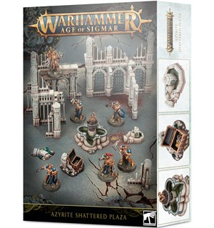 Azyrite Shattered Plaza Warhammer Age of Sigmar