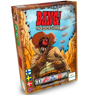 Bang The Dice Game Terningspill - Norsk