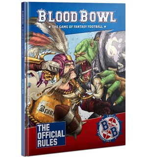 Blood Bowl The Official Rules