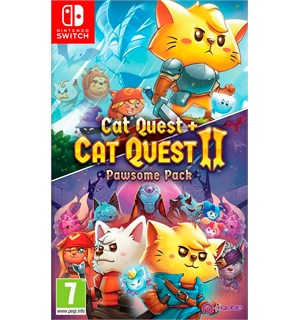 Cat Quest + Cat Quest 2 Switch Pawsome Pack