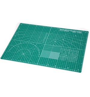 Cutting Mat - A3 Green Tamiya