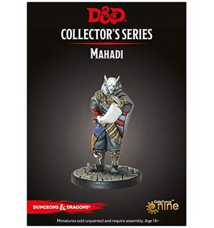 D&D Figur Coll. Series Mahadi Dungeons & Dragons Collectors Series