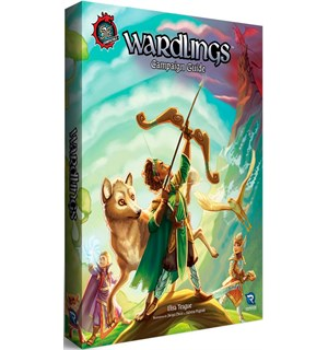 D&D Wardlings Suppl. Campaign Guide Frittstående eller Dungeons & Dragons