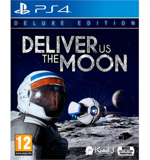 Deliver Us The Moon Deluxe Ed PS4 Deluxe Edition