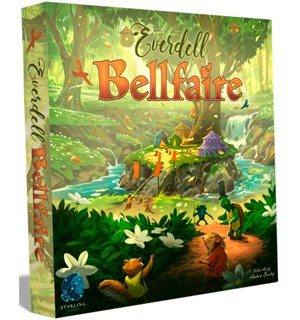 Everdell Bellfaire Expansion Utvidelse til Everdell