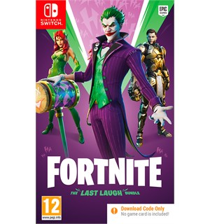 Fortnite The Last Laugh Switch