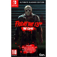 Friday the 13th Switch Ultimate Slasher Edition