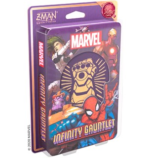 Infinity Gauntlet Brettspill A Love Letter Game