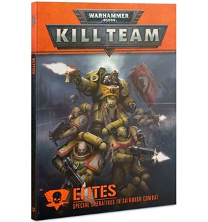 Kill Team Elites (Regelbok) Warhammer 40K