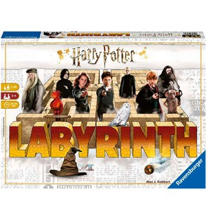 Labyrinth Harry Potter Brettspill