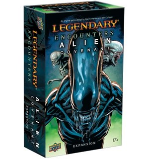 Legendary Encounters Alien Covenant Exp Utvidelse til Legendary Encounter Alien