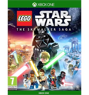 Lego Star Wars Skywalker Saga Xbox One