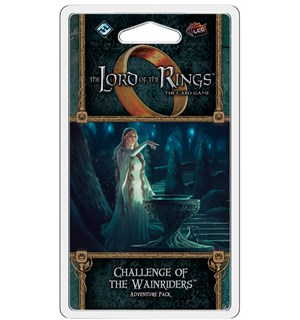 LotR TCG Challenge of the Wainriders Utvidelse Lord of the Rings Card Game