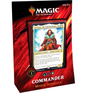 Magic Commander Deck Mystic Intellect Magic Commander Deck 2019