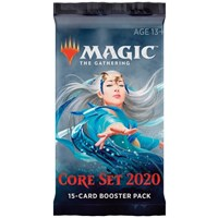 Magic Core Set 2020 Booster
