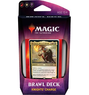 Magic Throne of Eldraine Brawl Knights C Brawl Deck - Knights' Charge