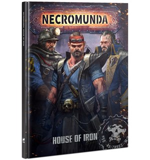 Necromunda House of Iron (Bok)