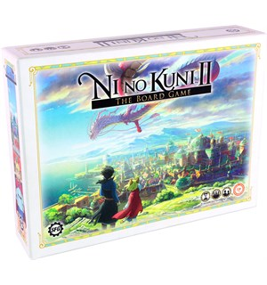 Ni No Kuni 2 The Board Game Brettspill