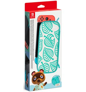 Nintendo Switch Bæreveske Animal Crossin Carrying Case Animal Crossing Edition