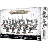 Ossiarch Bonereapers Mortek Guard Warhammer Age of Sigmar