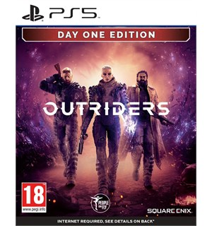 Outriders Day One Edition PS5 Pre-order og få spesialutgave m/ bonuser