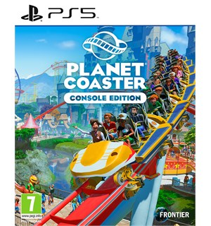 Planet Coaster PS5