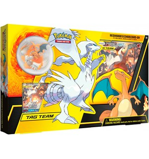 Pokemon Reshiram & Charizard GX Coll. Figure Collection