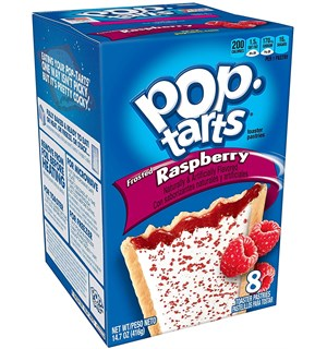 Pop Tarts Frosted Raspberry 8 stk