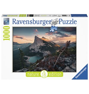 Rocky Mountain 1000 biter Puslespill Ravensburger Puzzle